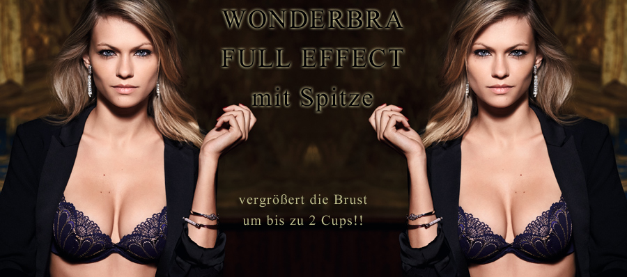 Full Effect mit Spitze +2Cups